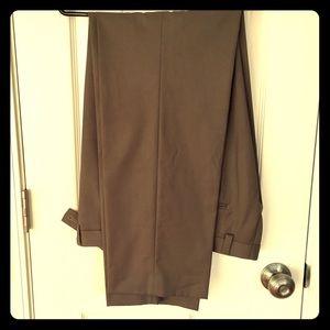 Calvin Klein Dress Pants - light brown 34W/31L